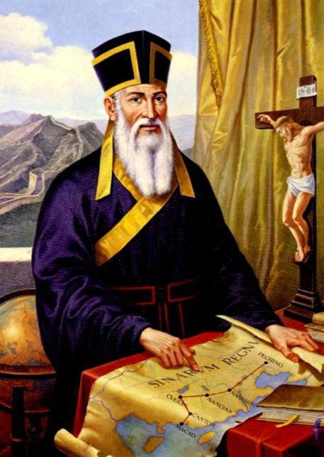 May 12th SG Matteo Ricci SJ The Jesuits